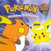 Pokémon Macera Serisi 2 - Pikachu'nun Elektrik Şoku