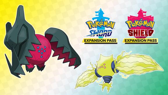 Pokémon Sword Shield Regieleki Regidrago