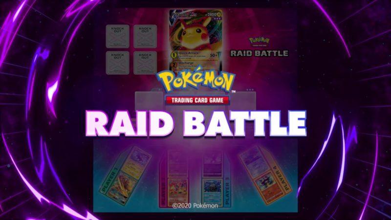 Pokémon TCG Raid Battle